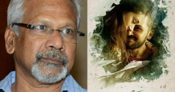 Mani Ratnam's Kaatru Veliyidai shoot wrapped, to release in March 2017