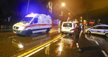 At least 39 killed, including 16 foreigners, in Reina nightclub attack