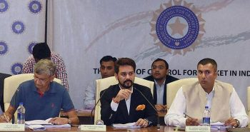 Supreme Court removes Anurag Thakur as BCCI president, Ajay Shirke as secretary