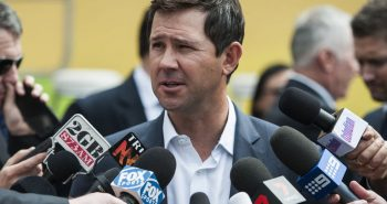 Ricky Ponting joins Australia's interim coaching staff for T20 series against Sri Lanka
