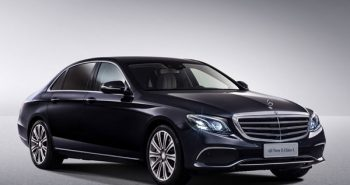 New Mercedes-Benz E-Class L to launch in India by March 2017