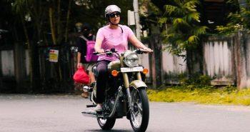 Bullet Queen Jyothika:-
