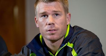David Warner in a rest Before India tour:-