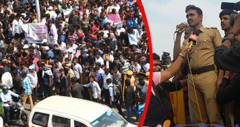 Policeman spokes out to support jallikattu:-