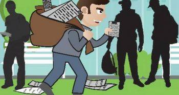 Delhi Police teach fake degree sellers a lesson