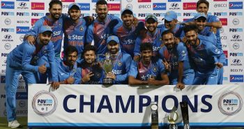 T20 series cup also to india six men done for duck : Chahal:-