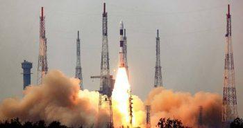 ISRO world record : 104 satellites in 1 Rocket:-