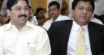 Flash news : Kalanithi Maran & Dhayanidhi maran:-