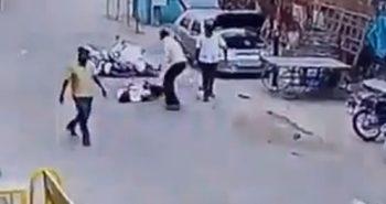 Thiruvanamalai Kanagarajan(ADMK) Murdered:-