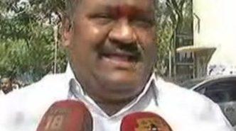 Flash NEWS : Ohm Sakthi Sekar removed from ADMK:-