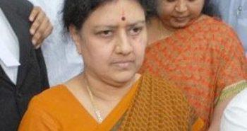 TN Governor Don't like sasikala to become CM:-