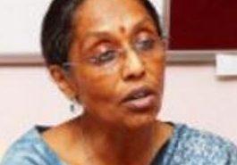 Flash NEWS : Sandha Sheela Nair:-
