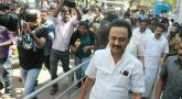 MK Stalin attend meeting in Delhi