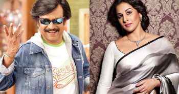 Vidya to play the female lead in Ranjith-thalaivar combo?