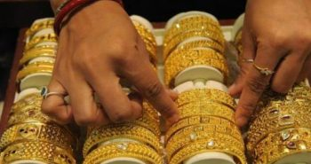 Gold futures remain weak, shed 0.09 per cent on weak global cues