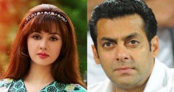 Salman films are always about crime: Pak actress Rabi Pirzana