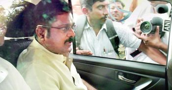 Dhinakaran, aide Mallikarjuna undergo medical test after arrest