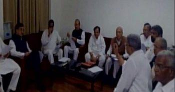 Alleged EVM tampering: Opposition parties to meet EC today