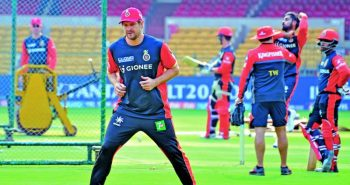 IPL 2017: Royal Challengers Bangalore and Gujarat Lions in battle of bottom-dwellers