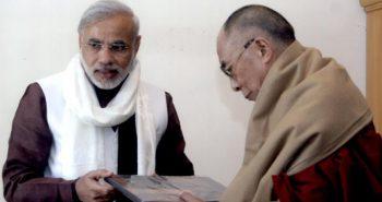 Unlike his predecessors, Modi challenging us on Dalai Lama: China