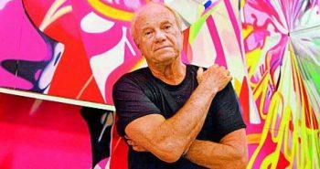 Pop artist James Rosenquist dies aged 83