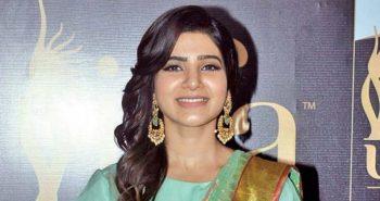 Samantha plays a journalist in Savitri's biopic
