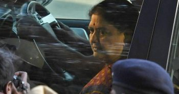 SASIKALA's PAROLE TO HAVE NO POLITICAL IMPACT: EPS' MINISTERS