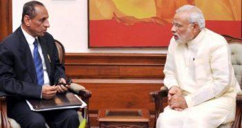 TS, AP Governor ESL Narasimhan may be Vice-President