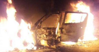 3 youths burnt alive as car catches fire after hitting roadside tree