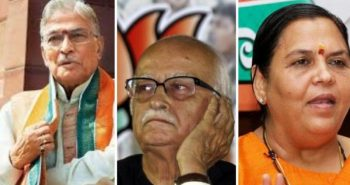 Babri case: Court rejects discharge petition; Advani, Joshi to face charges