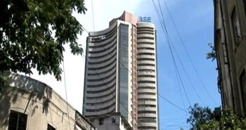 Markets retreat from record highs, Sensex down 63 points