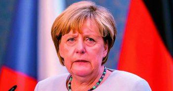 Chancellor Angela Merkel's party wins vote in rivals' German heartland