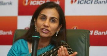 ICICI Bank CEO Kochhar draws Rs 7.85 crore in FY17, Rs 2.18 lakh per day
