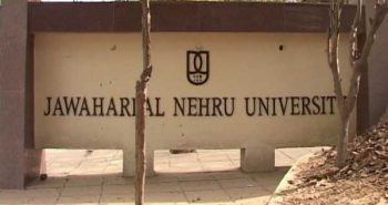 Leftist students condemned by teachers at JNU