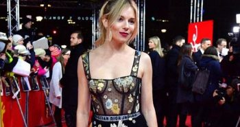 Nude pictures of Sienna Miller gets leaked online