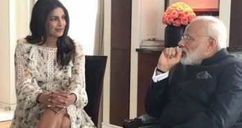 Priyanka slams people who criticised her dress from the PM Modi meeting
