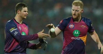 Rising Pune Supergiant will miss Ben Stokes in play-offs, says Steve Smith