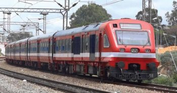 Perambur Train fully Madeup of AC