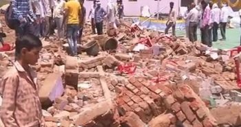 Rajasthan: Marriage hall owner booked after 25 die in wall collapse