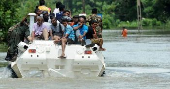 Sri Lanka deploys thousands of troops as flood toll climbs to 169