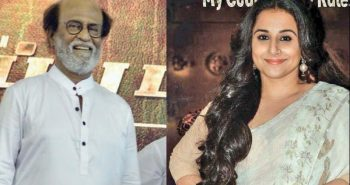 Vidya Balan backs out of Rajinikanth's next?