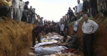 Trump administration accuses Syria of mass executions and burning bodies