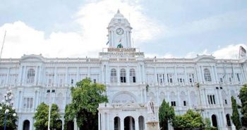 Chennai Corporation begun preliminary work ahead of the monsoons this year
