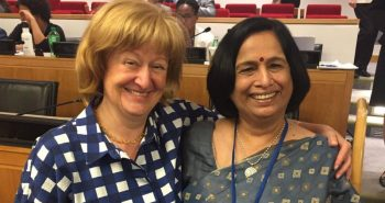 First Indian woman to be elected as judge at UN judicial body