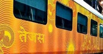 Superfast Tejas Express reaches Mumbai early despite 3 hour delay