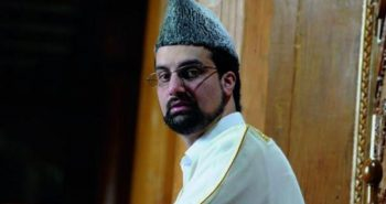 Separatist leader Mirwaiz cheers for Pakistan after Champions Trophy win over England