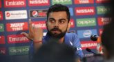 ICC Champions Trophy, Ind vs Pak: Virat Kohli left bemused in press conference; video