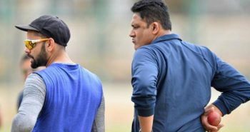 Did Anil Kumble give Virat Kohli and Co a dressing down after Champions Trophy final?
