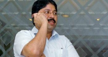 Maran brothers appear in CBI court for illegal phone connections case