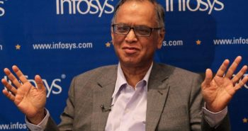 Narayana Murthy comes up with ways to tackle IT layoffs
